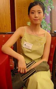 Cinney Zhang. (photo by Yuan-Kwan Chan / Meniscus Magazine)