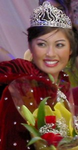 Sirena Wang, winner of the 2006 Miss New York Chinese Pageant. (photo by Yuan-Kwan Chan / Meniscus Magazine)