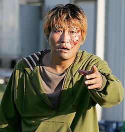 "Kang-ho Song as Park Kang-du in ""The Host."" (Photo Credit: Magnolia Pictures)"