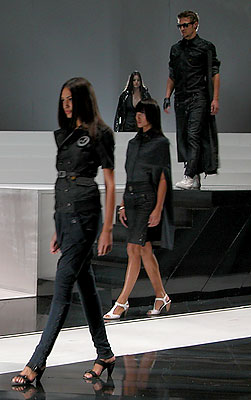 G-Star Raw Spring 2008 - New York Fashion Week