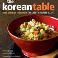 "If you are curious about or want to dabble in Korean cooking, ""The Korean Table: From Barbecue to Bibimbap"" is a good start. The authors, Taekyung Chung and Debra Samuels,..."