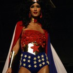 Wonder Woman; Designer: Jack Mackenroth (