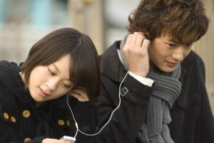"""Kii Kitano and Masaki Okada from """"Halfway."""" (photo © 2008 """"Halfway"""" Film Partners)"""