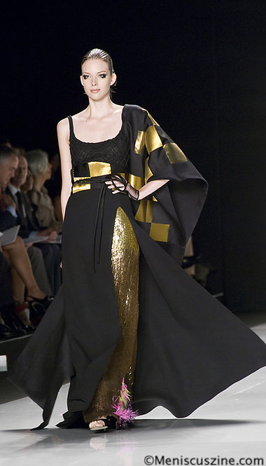 Chado Ralph Rucci Spring 2010 - New York Fashion Week