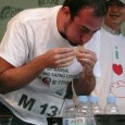 The sixth annual Chef One Dumpling Eating Contest was held at the Sara D. Roosevelt Park in the Lower East Side on Sat., Oct. 24, 2009.
