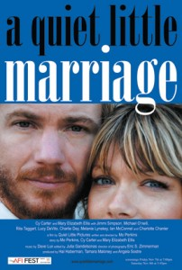 """A Quiet Little Marriage"""