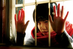 "Shim Eun-kyung in Lee Yong-ju's ""Possessed."" (Credit: Showbox/Mediaplex, Inc.)"