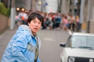 """Masato Sakai in Yoshihiro Nakamura's """"Golden Slumber."""" (Photo: ©2010 """"Golden Slumber"""" Production Committee)"""