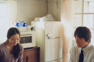"""Miki Nakatani (left) and Nao Omori play an odd couple in """"Sweet Little Lies."""" (Photo courtesy of the Japan Society / JAPAN CUTS Film Festival)"""