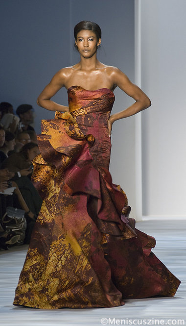 Christian Siriano Spring 2010 - New York Fashion Week