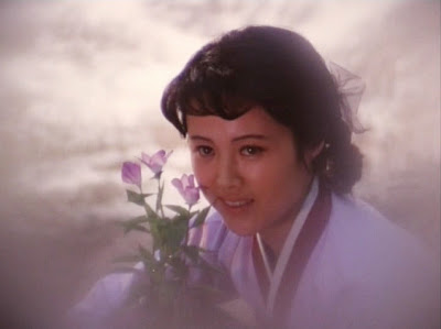 "For her performance in ""Bellflower,"" O Mi-ran won North Korea's top honor of the ""People's Actress."""