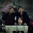 "Every winter in China, 130 million migrant workers make the trek home for Chinese New Year - startling images in Lixin Fan's documentary ""Last Train Home."""