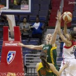 WNBA 2012: Seattle 79, Washington 71