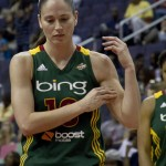 WNBA 2012: Seattle 79, Washington 71