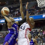WNBA 2012: Washington 90, Phoenix 77