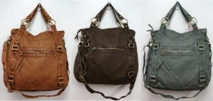 You could win one of these Marais Designs handbags, which retail for US$78 in stores. (photo courtesy of Marais Designs)