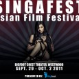 Meniscus Magazine (www.meniscuszine.com), an online <strong>arts</strong> and entertainment magazine, was chosen as an official media sponsor for the inaugural Singafest Asian Film Festival in Los Angeles.  The festival, which runs from Sept. 29-Oct. 2, 2011, will take place at several venues in the Westwood neighborhood and features film screenings, industry panels, guest appearances and parties throughout four packed days. For Singafest, Meniscus is involved w...