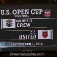 Columbus Crew 2, D.C. United 1 U.S. Open Cup semifinals Washington, D.C. all photos by Kwai Chan / Meniscus Magazine