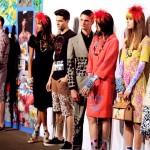 Libertine Spring 2013 New York Fashion Week Presentation