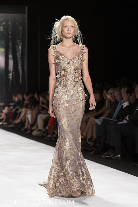 Badgley Mischka Spring 2013 - New York Fashion Week