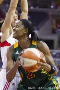 WNBA - Swin Cash