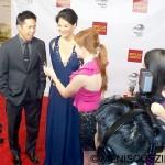 Actors Parry Shen (