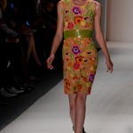 Farah Angsana - Spring 2013 New York Fashion Week