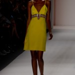 Farah Angsana - Spring 2013 New York Fashion Week