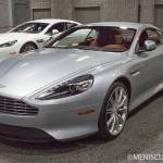 2013 Aston Martin DB9 Coupe Auto