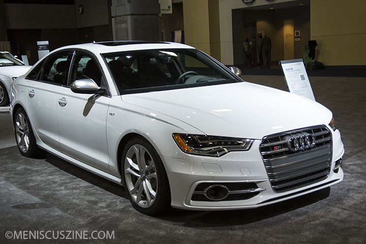 The 2013 Audi S6. (photo by Kwai Chan / Meniscus Magazine)