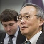 2013  US Secretary of Energy Steven Chu