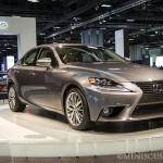 2014 Lexus IS 250:350