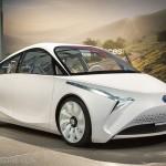 Concept Toyota FT-BHa