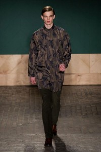 Perry Ellis by Duckie Brown Fall 2013 - New York Fashion Week