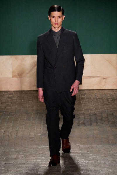 Perry Ellis by Duckie Brown - Fall 2013