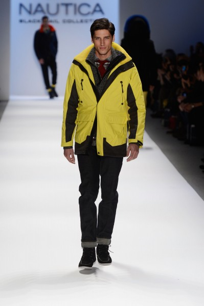 Nautica Fall/Winter 2013 - New York Fashion Week