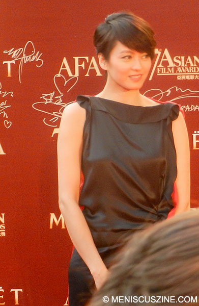 Gigi Leung - 2013 Asian Film Awards