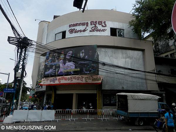 Cinema Lux - Phnom Penh, Cambodia