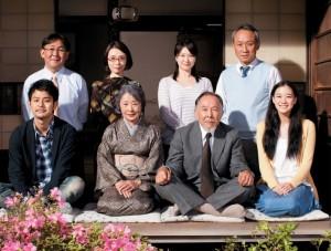 "The modern-day ""Tokyo Family,"" circa 2013. (still courtesy of the Hong Kong International Film Festival)"