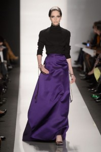 Ralph Rucci Fall 2013 - New York Fashion Week