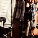 Brandon Sun - Fall 2013 Backstage - New York Fashion Week