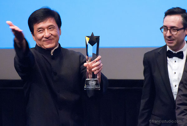 Jackie Chan - 2013 New York Asian Film Festival