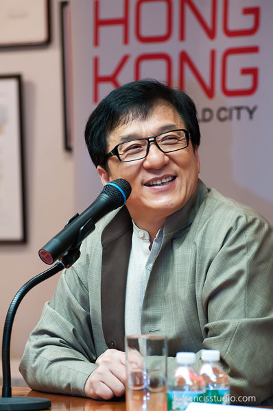Jackie Chan - Hong Kong Economic Trade Office New York