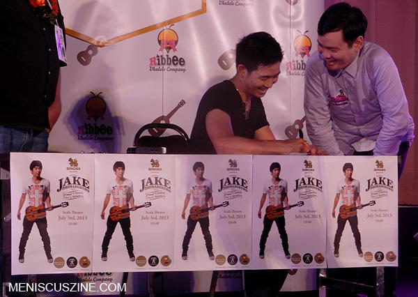 Jake Shimabukuro - Live in Bangkok 2013
