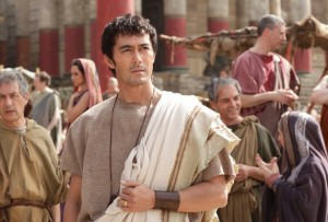 "Hiroshi Abe won his first-ever Japan Academy Prize for his portrayal of the lead character Lucius in ""Thermae Romae."" (photo courtesy of the Japan Society)"