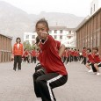 """""""Dragon Girls"""" shows a backbreaking perspective of martial arts tradition and its quizzical place in China as the rest of the country modernizes around it."""