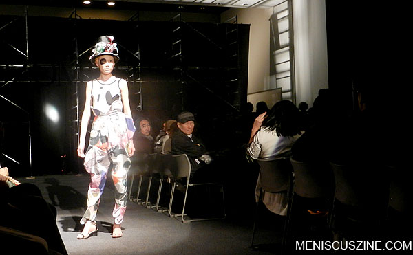 Nozomi Ishiguro Haute Couture and Tambourine Spring 2014 - Tokyo Fashion Week
