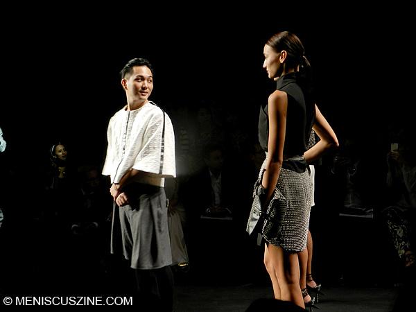 Harvee Kok - 2013 Harper's Bazaar Asia New Generation Fashion Designer Award