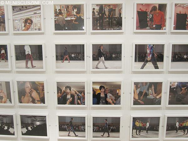 Paul Smith Show by Hiroyasu Masaki - Tokyo Fashion Week Spring 2014 (photo by Megan Lee / Meniscus Magazine)
