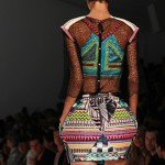 Custo Barcelona Spring 2014 - New York Fashion Week